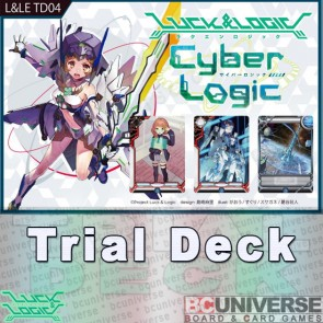 TD04 Cyber Logic Luck and Logic Trial Deck