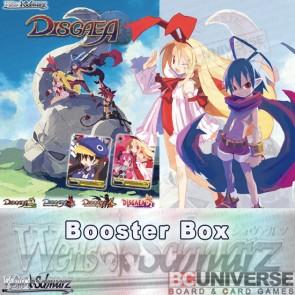 Disgaea (English) Weiss Schwarz Booster Box