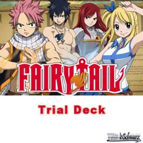 Fairy Tail ver. E (English) Weiss Schwarz Trial Deck