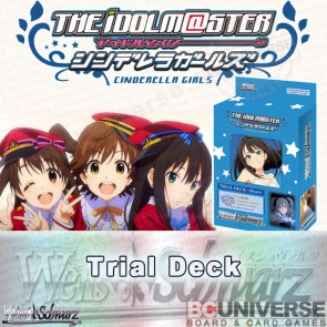 The Idolm@ster Cinderella Girls ~Heart~ (English) Weiss Schwarz Trial Deck