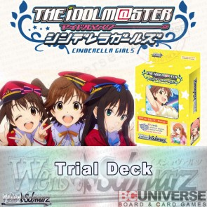 The Idolm@ster Cinderella Girls ~Power~ (English) Weiss Schwarz Trial Deck