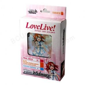 Love Live (English) Weiss Schwarz Trial Deck