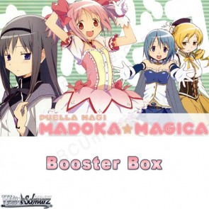 Madoka Magica (English) Weiss Schwarz Booster Box