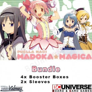 Puella Magi Madoka Magica (English) Weiss Schwarz Bundle