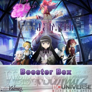 MADOKA MAGICA THE MOVIE -Rebellion- (English) Weiss Schwarz Booster Box