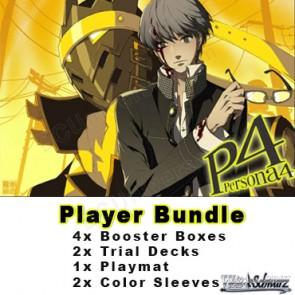 Persona 4 ver.E (English) Weiss Schwarz Player Bundle