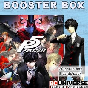 Persona 5 Weiss Schwarz Booster Box