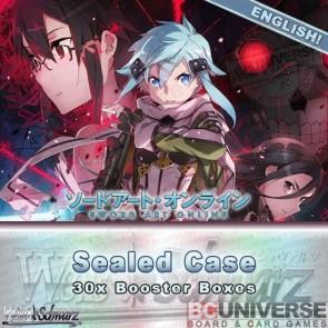 Sword Art Online II (English) Weiss Schwarz Extra Booster Box Sealed Case