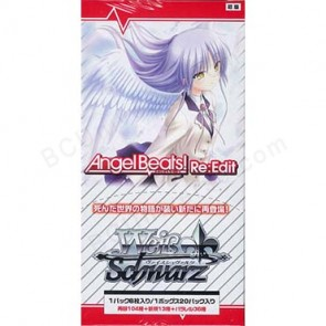 Angel Beats! Re: Edit (Japanese) Weiss Schwarz Booster Box