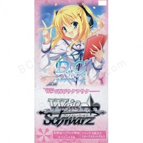 Da Capo Sakurasaku (Japanese) Weiss Schwarz Extra Booster 6Pack BOX