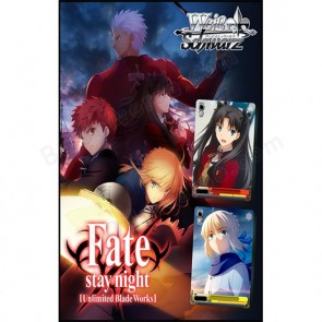 Fate/stay night [Unlimited Blade Works] (Japanese) Weiss Schwarz Booster Box