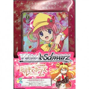 Milky Holmes Second Stage (Japanese) Weiss Schwarz Trial Deck