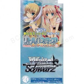Little Busters! Card Mission (Japanese) Weiss Schwarz Extra Booster