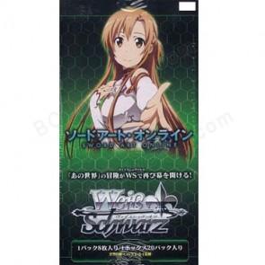 Sword Art Online vol.2 (Japanese) Weiss Schwarz Booster Box