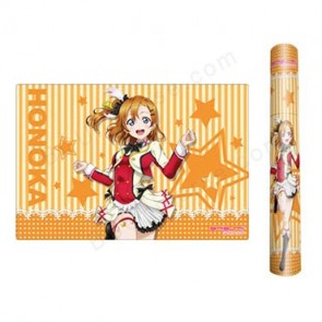 Bushiroad Rubber Mat w/Case Vol.1 Love Live! - Honoka Kosaka