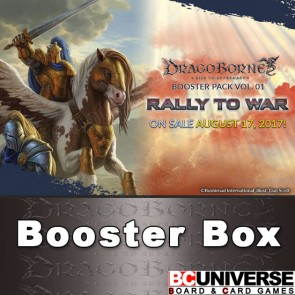 BT01 Rally to War Dragonborne Booster Box