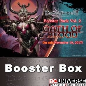 BT02 Oath of Blood Dragonborne Booster Box