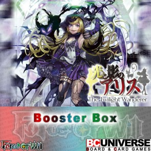 A2 The Twilight Wanderer Force of Will Booster Box