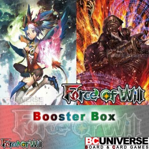 A3 The Moonlit Savior Force of Will Booster Box