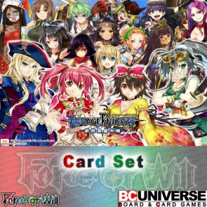 Vingolf - Engage Knights (English) Force of Will Set