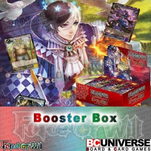 G1 Crimson Moon's Fairy Tale (English) Force of Will Booster Box