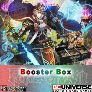 G2 The Castle of Heavens and the Two Towers (English) Force of Will Booster Box