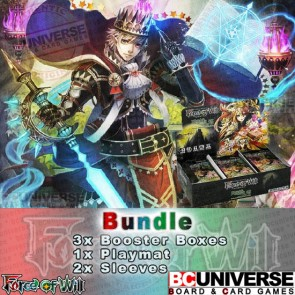 G2 The Castle of Heavens and the Two Towers (English) Force of Will Booster Box Bundle