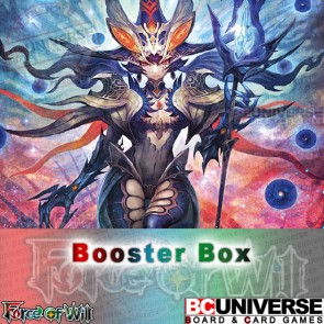 G3 The Moon Priestess Returns (English) Force of Will Booster Box