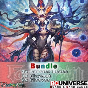 G3 The Moon Priestess Returns (English) Force of Will Booster Box Bundle