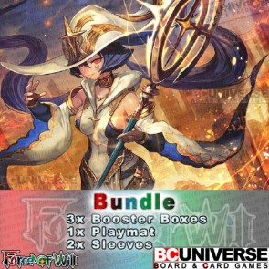 G4 The Moon Priestess Returns (English) Force of Will Booster Box Bundle
