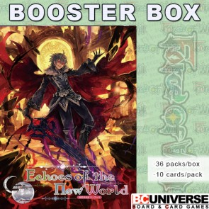 L4 Echoes of the New World Force of Will Booster Box