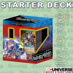 L1 Malefic Ice Water Starter Deck - Force of Will
