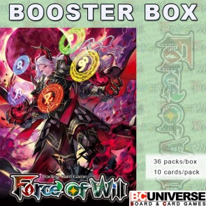 Advent of the Demon King Reiya Force of Will Booster Box