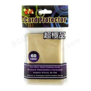 Gogo Gear Large Sleeves 60ct. - Gold