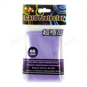 Gogo Gear Large Sleeves 60ct. - Purple
