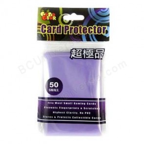 Gogo Gear Small Sleeves 50ct. - Purple
