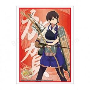 """Bushiroad Sleeve Collection HG Vol.748 Kantai Collection -Kan Colle- """"Kaga"""" Pack"""