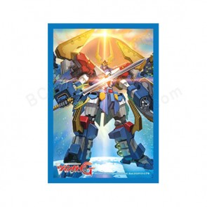 """Bushiroad Sleeve Collection Mini Vol.143 Cardfight!! Vanguard G """"99th Dimension Robo Commander Great Die Earth"""" Pack"""
