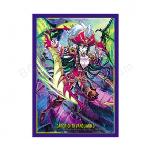 "Bushiroad Sleeve Collection Mini Vol.201 Cardfight!! Vanguard G ""Mist Phantasm Pirate King, Nightrose"" Pack"