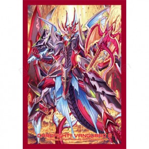 "Bushiroad Sleeve Collection Mini Vol.204 ""Haten Kouryuu Dragonic Overlord ""The Ace""""  Pack"