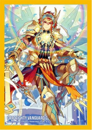 "Bushiroad Sleeve Collection Mini Vol.207 Cardfight!! Vanguard G ""Sunrise Ray Radiant Sword, Gurguit"" Pack"