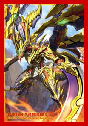 "Bushiroad Sleeve Collection Mini Vol.209 Cardfight!! Vanguard G ""Supreme Heavenly Emperor Dragon, Dragonic Blademaster ""Taiten"""" Pack"
