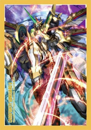 "Bushiroad Sleeve Collection Mini Vol.210 Cardfight!! Vanguard G ""Super Cosmic Hero, X-gallop"" Pack"