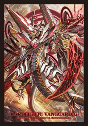 "Bushiroad Sleeve Collection Mini Vol.214 ""Star-vader, Chaos Breaker Dragon"" Pack"