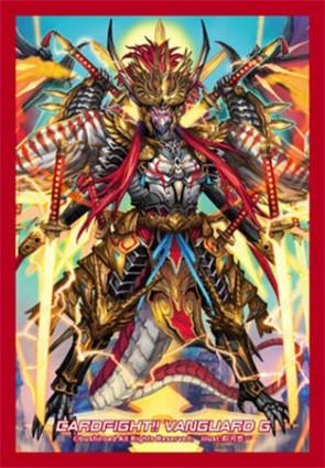 "Bushiroad Sleeve Collection Mini Vol.216 Cardfight!! Vanguard G ""Ambush Demon Stealth Dragon, Shibaraku Buster"" Pack"