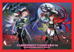 "Bushiroad Sleeve Collection Mini Vol.222 Vanguard G ""Lycoris Musketeer, Vera & Lycoris Musketeer, Saul"" Pack"