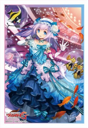 "Bushiroad Sleeve Collection Mini Vol.280 Cardfight!! Vanguard G ""Chouchou Hatsu Butai, Tirua"" Pack"