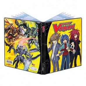 Ultra Pro - Full View 4 Pocket Portfolio - Cardfight!! Vanguard