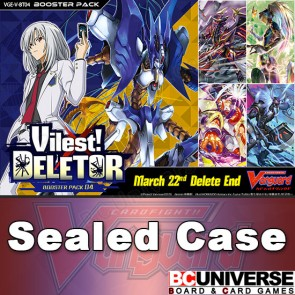 V-BT04: Vilest! Deletor Cardfight Vanguard Sealed Case
