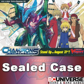 V-EB02: Champions of the Asia Circuit Vanguard Extra Booster Sealed Case